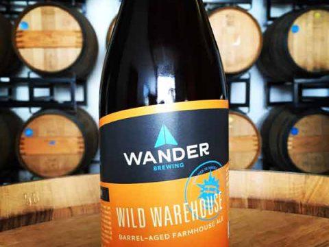 wander brewing