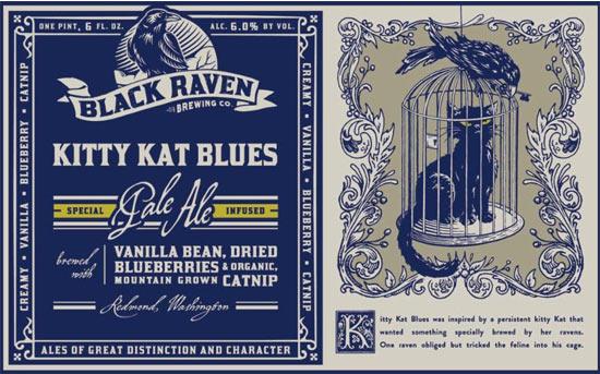black raven brewing