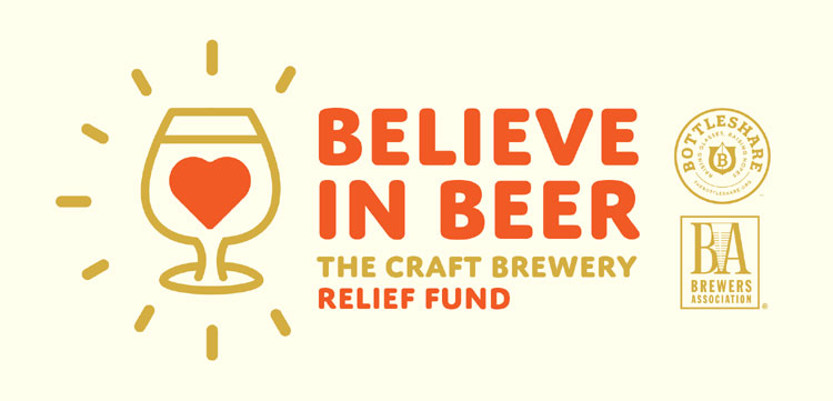 the believe in beer fund offers relief for breweries and guilds.