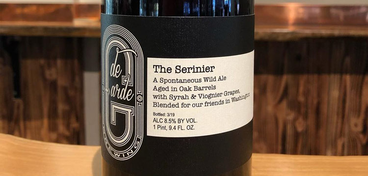bottleshop collaboration project releases new beer, brewed by De Garde Brewing