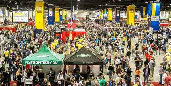 great american beer festival crowd.
