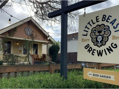 Little Beast Brewing in Portland,, Oregon