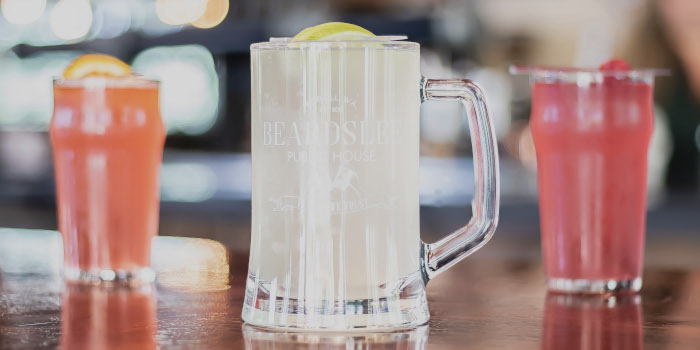Beardslee Public House introduces its spiked seltzer.