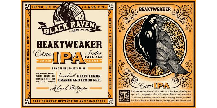 black raven brewing beaktweaker ipa