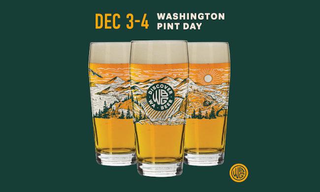 washington brewers guild wa pint day