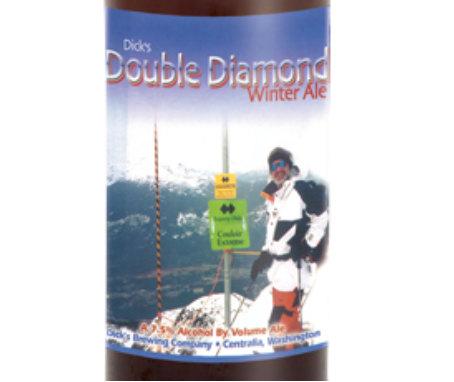 winter beers - dick's double diamond.