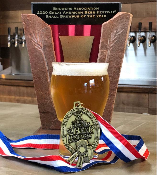 Good Society Brewery GABF awards