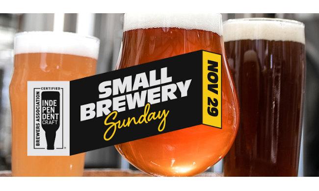 small brewery sunday 2020