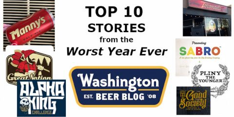 top 10 beer stories of 2020
