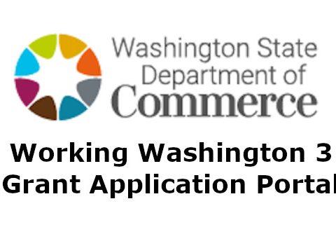 Washington Department of Commerce grants