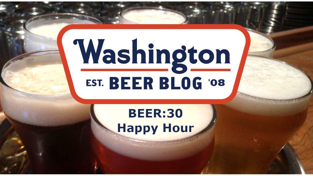 beer:30 happy hour