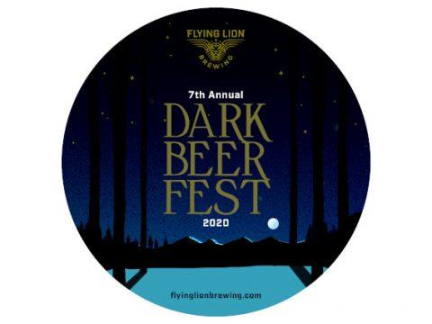 dark beer fest at flying lion brewing