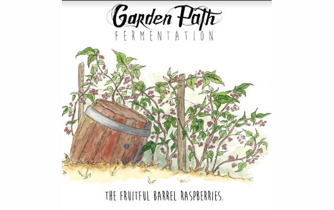 garden path fermentation the fruitful barrel raspberries