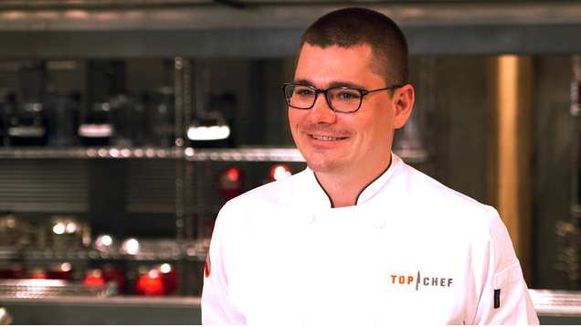 Chef Jason Stratton appeared on Bravo TV's Top Chef.