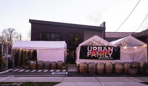 urban family brewing in ballard.