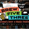brew five three to go, tacoma's beer festival