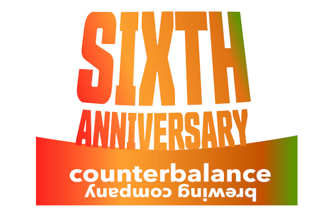 counterbalance brewing anniversary party