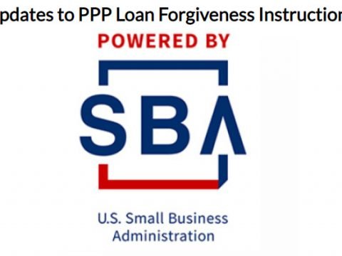 covid relief, updates to PPP loan forgiveness