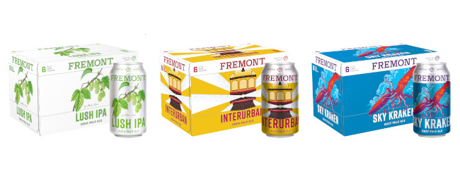 fremont brewing introduces new branding