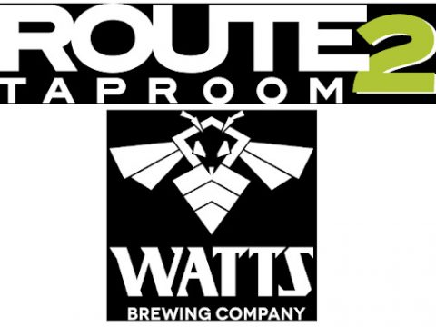 route 2 taproom welcomes watts brewing for a brewers night event