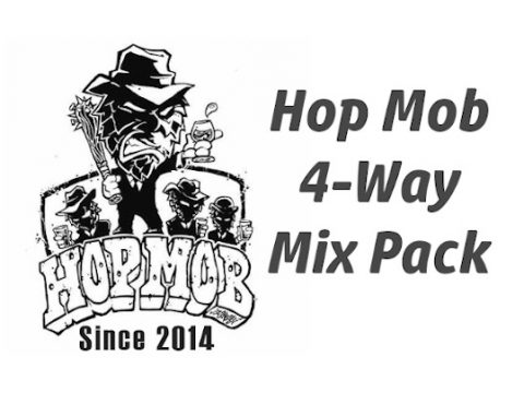 hop mob 4-way mix pack.