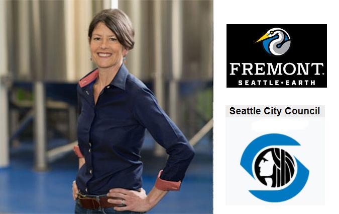 Fremont Brewing's Sara Nelson