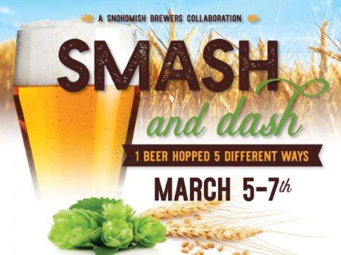 Snohomish Smash and Dash Logo