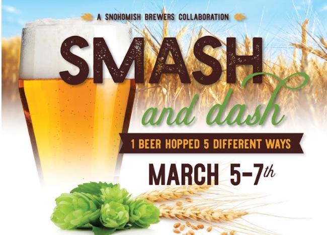 Snohomish Smash and Dash Logo