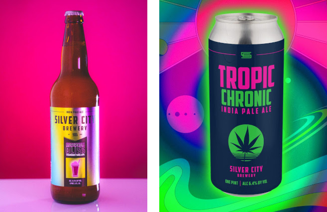 two beer releases from Silver City Brewery.