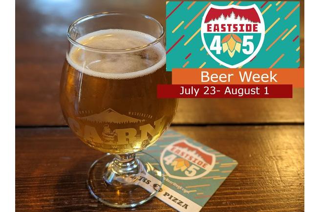 Cairn Brewing gears up for Eastside Beer Week