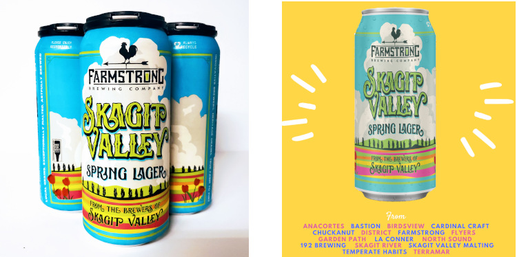 skagit spring lager cans.