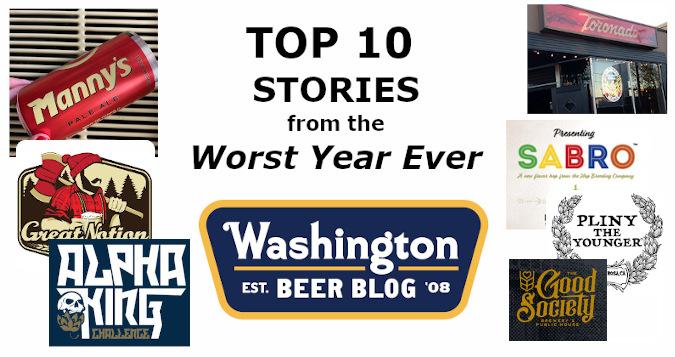top 10 beer stories of 2020