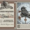 black raven brewing feather weather