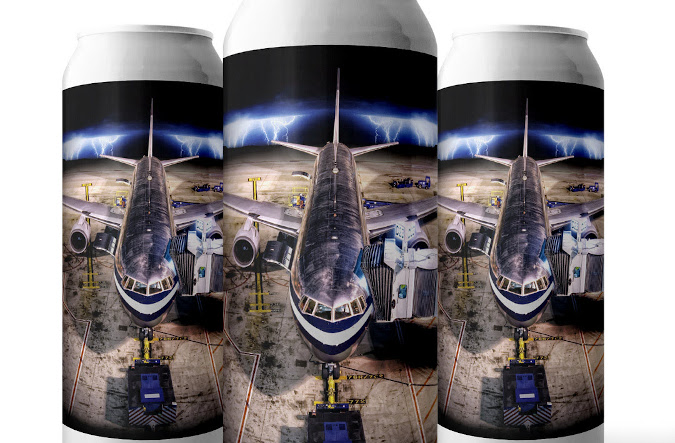 airways brewing final departure imperial stout.