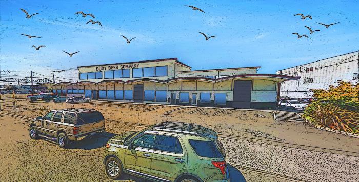buoy beer facility in Astoria, Oregon