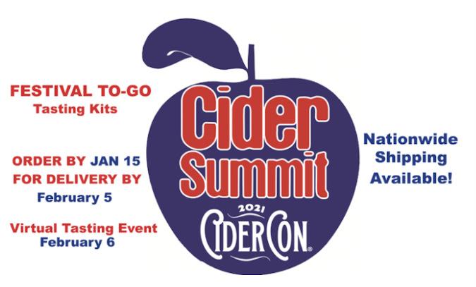 cider summit tasting kits and event