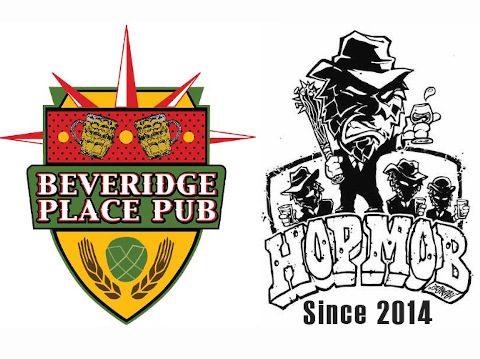 washington hop mob at the beveridge place pub