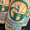 supersonics dopplebock cans from Gig Harbor Brewing.