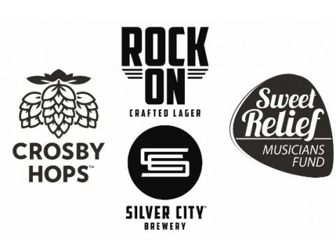 logos for the partners involved in the Rock On project.